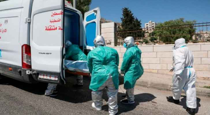 Palestinian  Ministry of Health announces daily COVID-19 cases, deaths