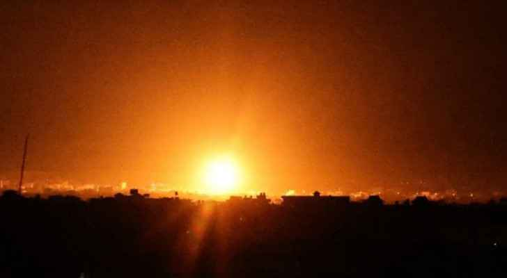 Israeli Occupation airstrikes pound Gaza for second time since 'ceasefire'