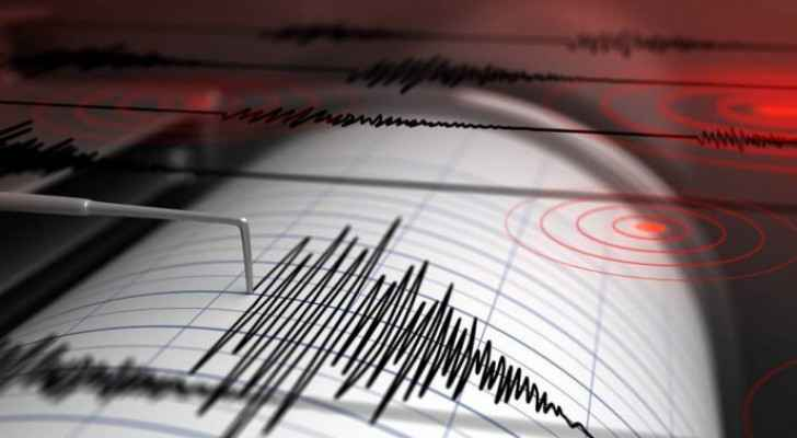 Two earthquakes shake southern Dead Sea area