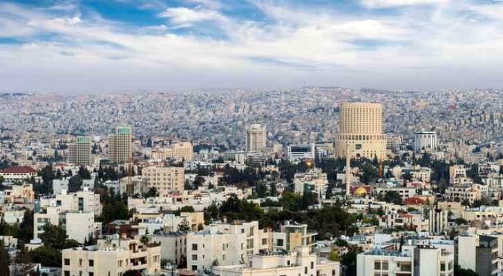 Temperatures slightly rise in Jordan Friday