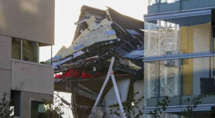 School under construction collapses in Belgium, rescue teams recover five bodies