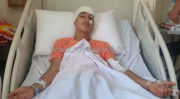 Boy stabbed several times after attempts to defend his sister from harassment in Irbid