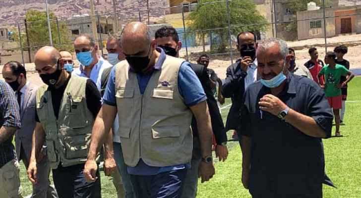 PM visits southern Jordan Valley