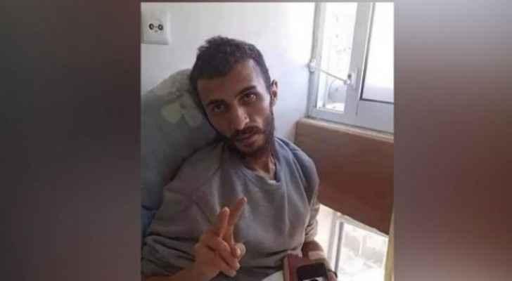 Palestinian prisoner exceeds 60-day mark of hunger strike