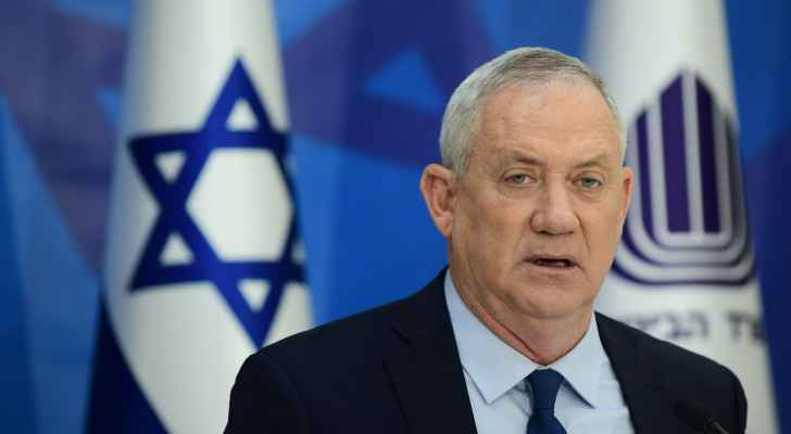 'War with Gaza can resume at any time': Gantz