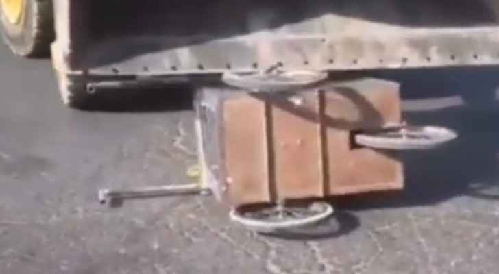 'Cart incident' raises controversy online, activists call for GAM to stop destruction of property