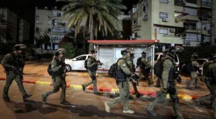 Five Palestinians injured in IOF violence in Jenin