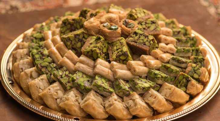 Jordan number one Middle Eastern sweets exporter to US