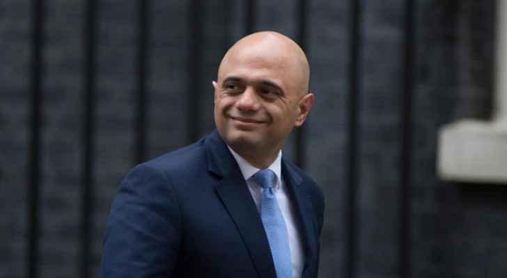 UK Health Secretary Sajid Javid tests positive for coronavirus