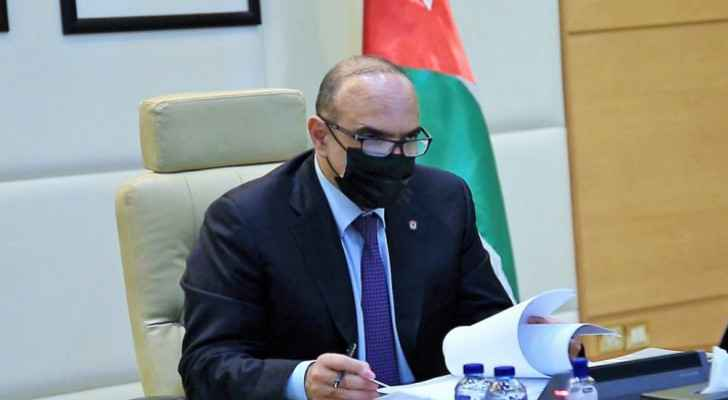 Al-Khasawneh issues Defense Order No. 32