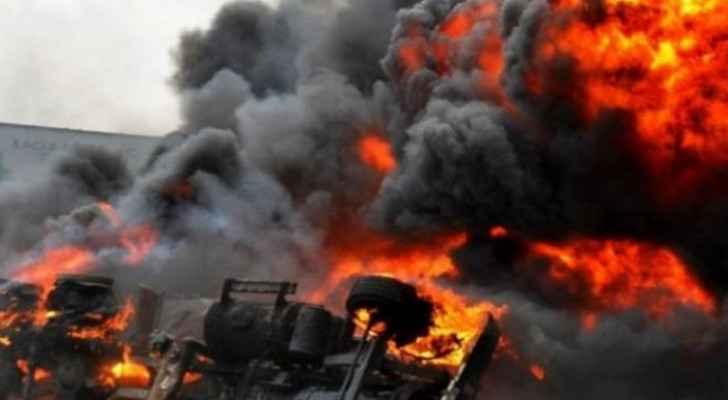 13 killed in fuel tanker explosion in Kenya
