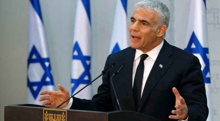 Lapid: We made it clear to Jordan that there is no change to current dynamic with Al Aqsa compound