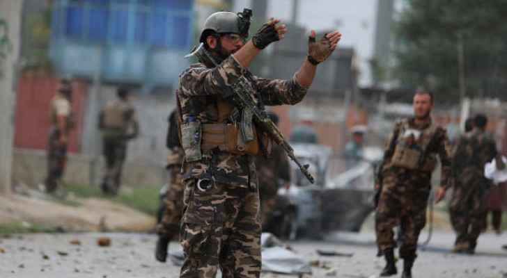 Rockets target Kabul minutes before Afghan president's speech