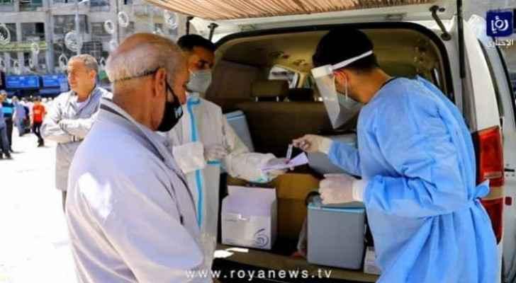 Jordan records 392 new coronavirus cases, six deaths