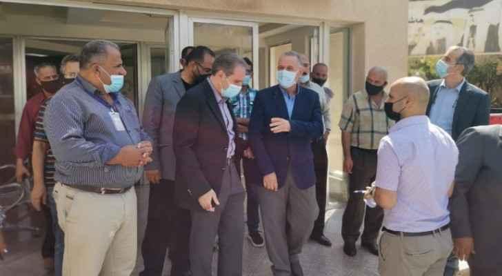 Hawari inspects services of three hospitals
