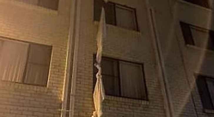 Australian man uses bedsheets to escape COVID-19 hotel quarantine
