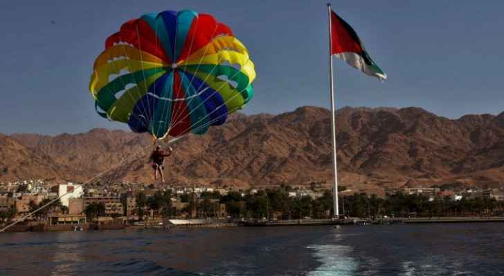 Over 10,000 citizens entered Aqaba before Eid holidays