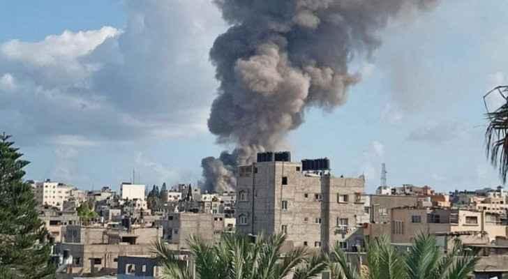 UPDATE: One dead, others injured in huge explosion in Zawiya market in Gaza Strip