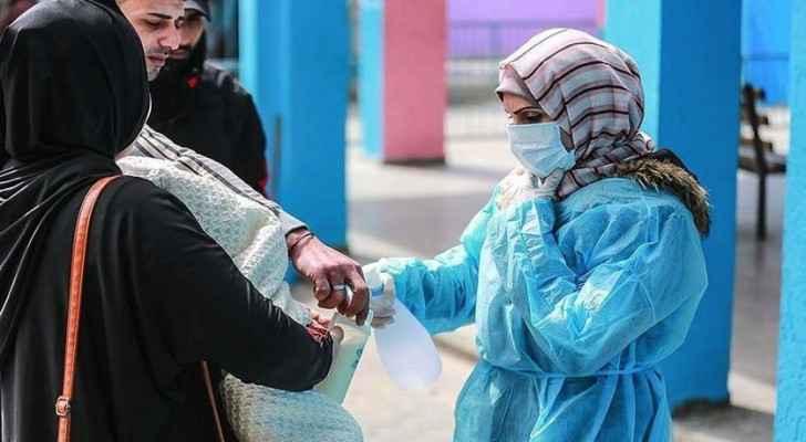 Jordan records seven deaths and 400 new coronavirus cases