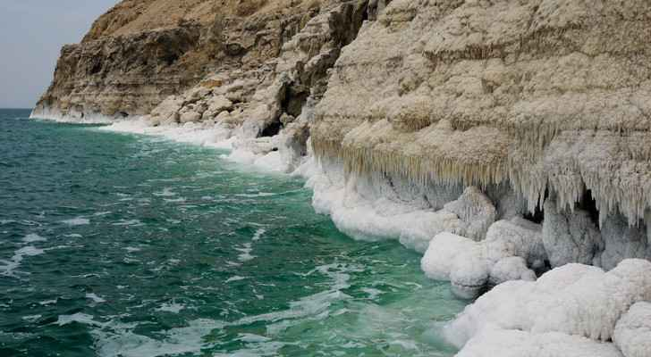 Civil defense teams save person from drowning in Dead Sea