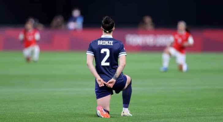 Tokyo 2020 U-turn allows social media teams to show athletes taking the knee