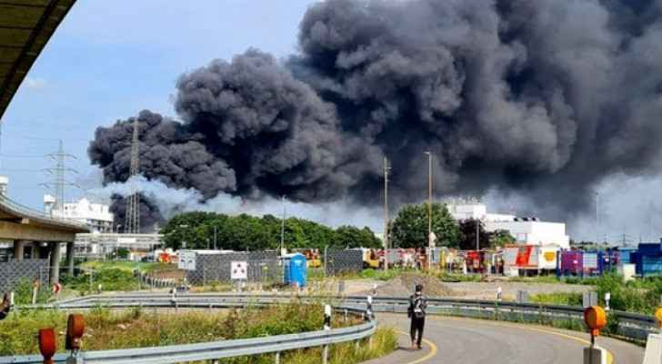 At least one dead, four missing in chemical park explosion in Germany