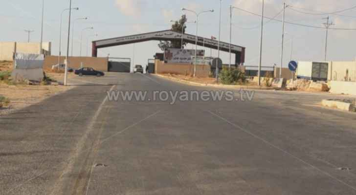 Jordan, Syria agree to reopen Jaber border crossing