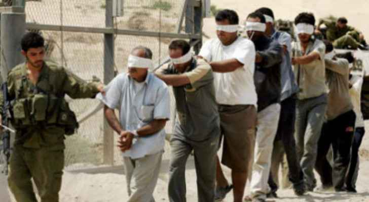Sixteen Palestinians in Israeli Occupation prisons continue their hunger strike