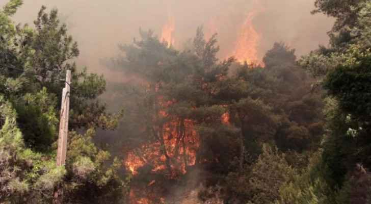 15-year-old dies in Lebanon wildfires