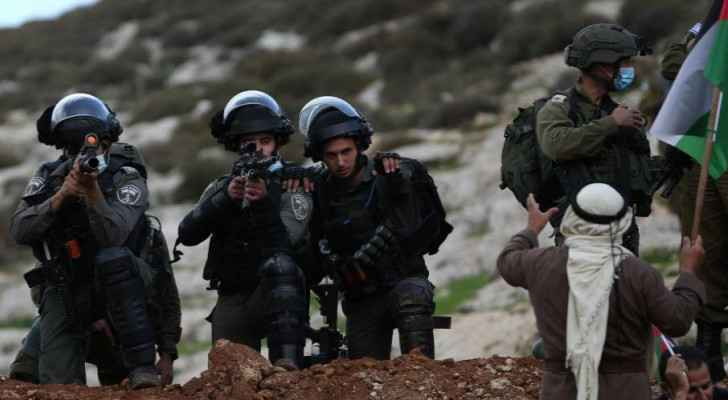 Over 200 Palestinians injured by IOF in Nablus
