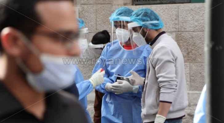 Jordan records 12 deaths and 562 new coronavirus cases