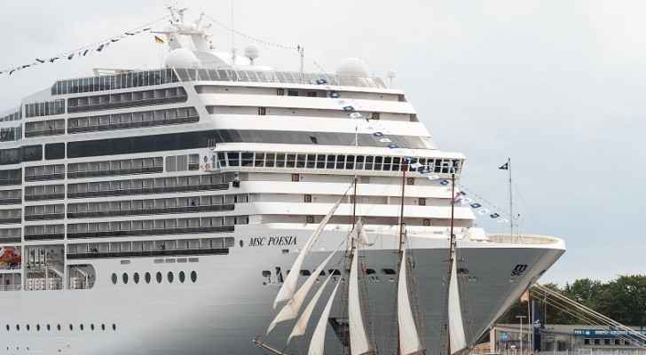First Saudi cruise launches to regional destinations