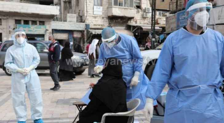 87 percent of coronavirus deaths in Jordan recorded amongst those not vaccinated: Crisis cell