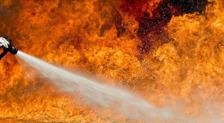 800 fires break out in Italy in 24 hours