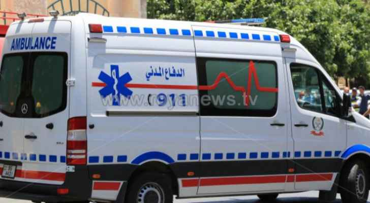 One dead, five injured after vehicle overturns in Irbid: PSD