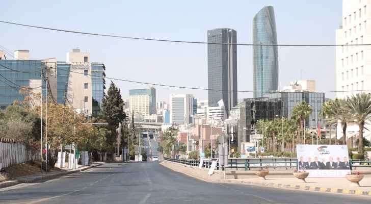 Temperatures rise across Jordan Wednesday: Arabia Weather