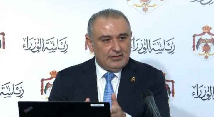 'Our goal is to get the Jordanian economy back on track': Shraideh