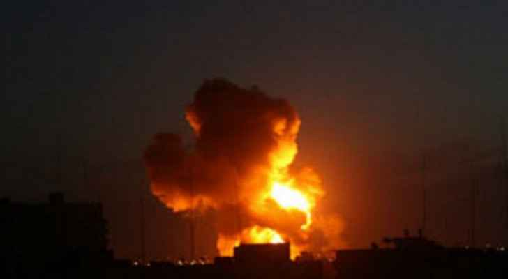 IOF bombs Gaza, Palestinian Resistance calls it 'cover-up attempt'