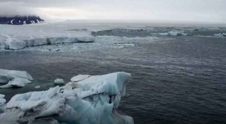 North Pole sees devastating effects of climate change