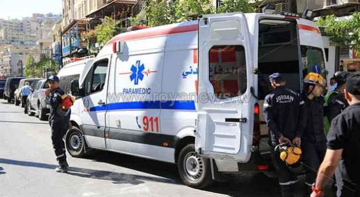 Charred body of woman found in Balqa