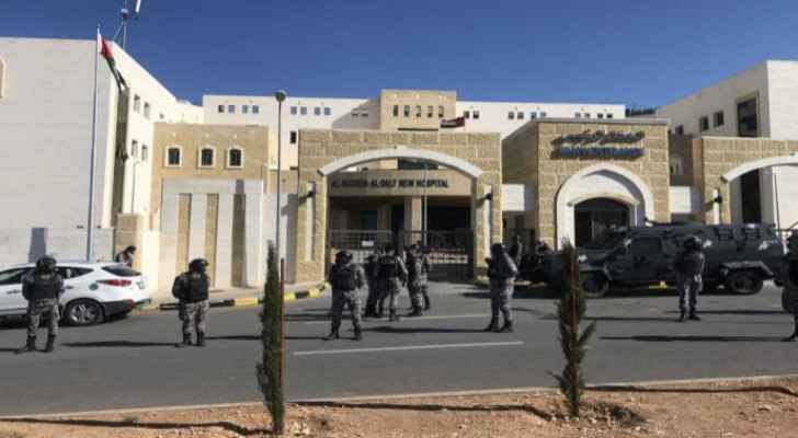 Amman Magistrates Court holds 30th session in Al-Hussein Salt New Hospital case