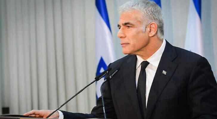 Lapid proposes development plan for Gaza