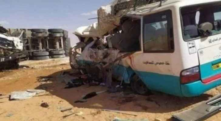 Jordan offers condolences to Algeria over victims of traffic accident in Naama province