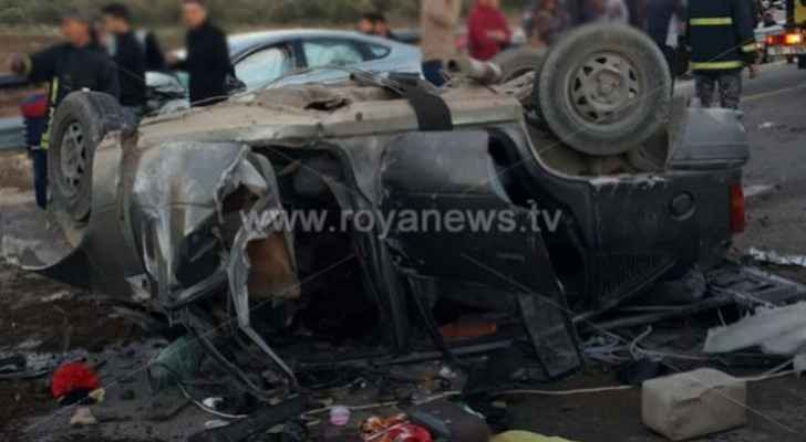 Car accidents kill one person every 19 hours in Jordan: Traffic Department