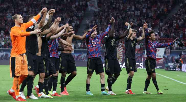 'Competitive' Bayern head into Europe boosted by Leipzig reinforcements