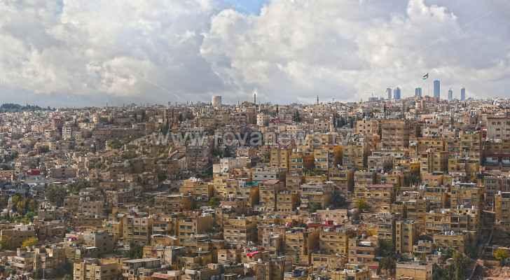 Temperatures rise across Jordan Wednesday