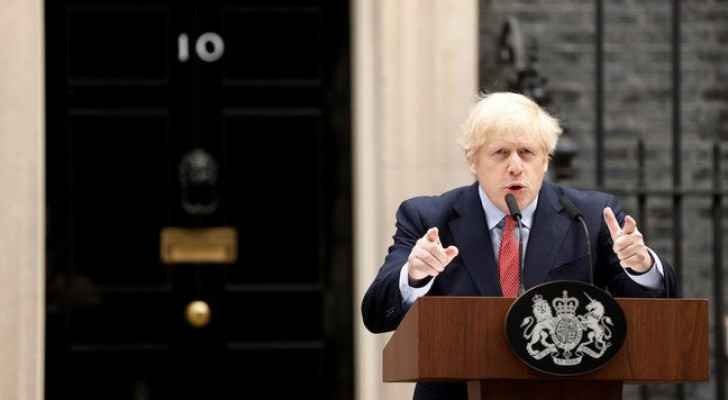 UK's PM demotes foreign minister in cabinet revamp