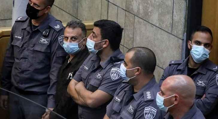 Prisoner Yaqoub Qadri