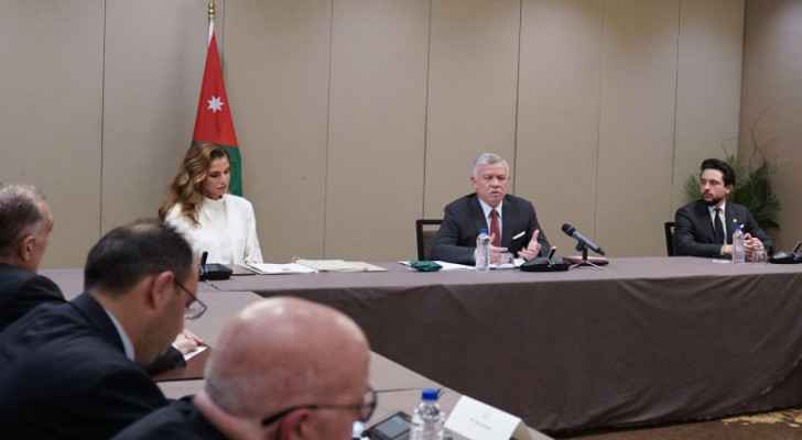 King stresses important role of Arab American organizations in enhancing US-Arab relations
