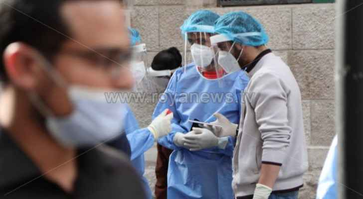 Jordan records eight deaths and 790 new coronavirus cases